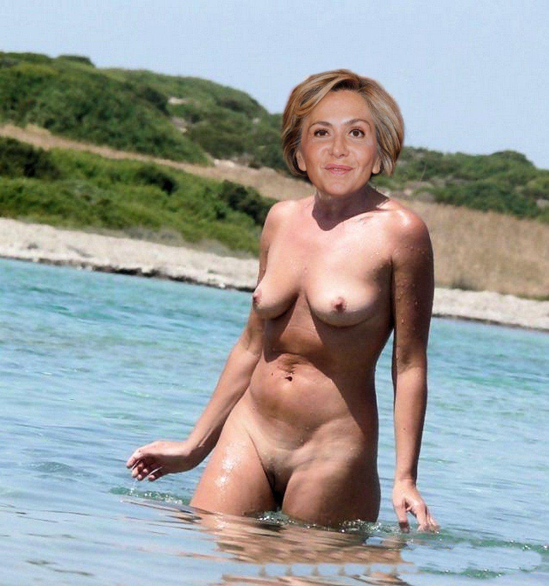 eva a nude beach